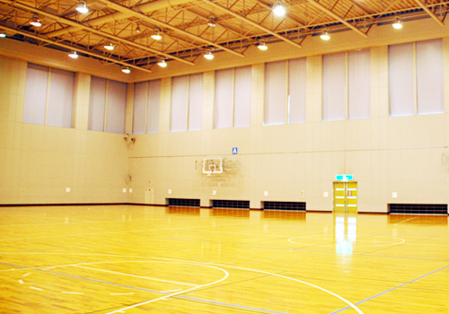 笠原体育館