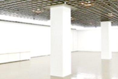 展示室のリニューアル工事