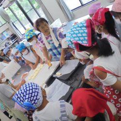 夏休み子どもパン教室