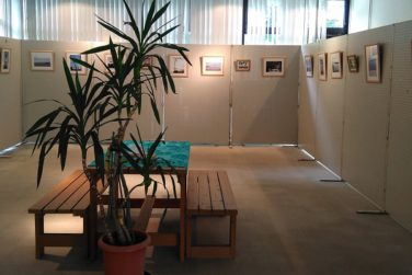 8月のギャラリー展示