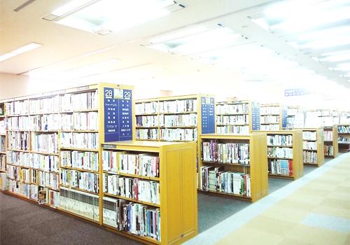 ヤマカまなびパーク図書館
