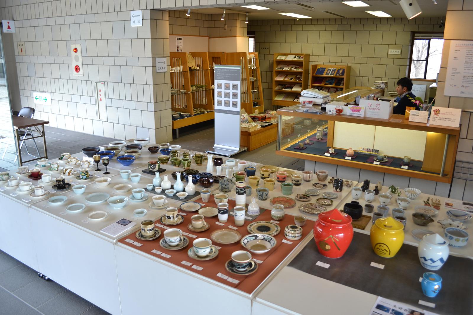 岐阜県 多治見市美濃焼ミュージアム Mino Ceramic Art Museum,Tajimi -美濃焼きの魅力に出合い味わう-